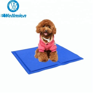 Pressure Activated Non-Toxic Gel Cooling Pet Bed Cooling Therapy/ Self Cooling Gel Pet Mat Pad