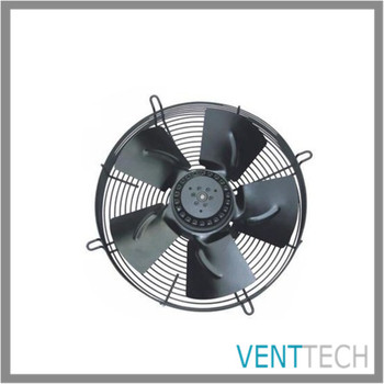 New electric ce big trade stainless steel axial blades for High temperature electric motor