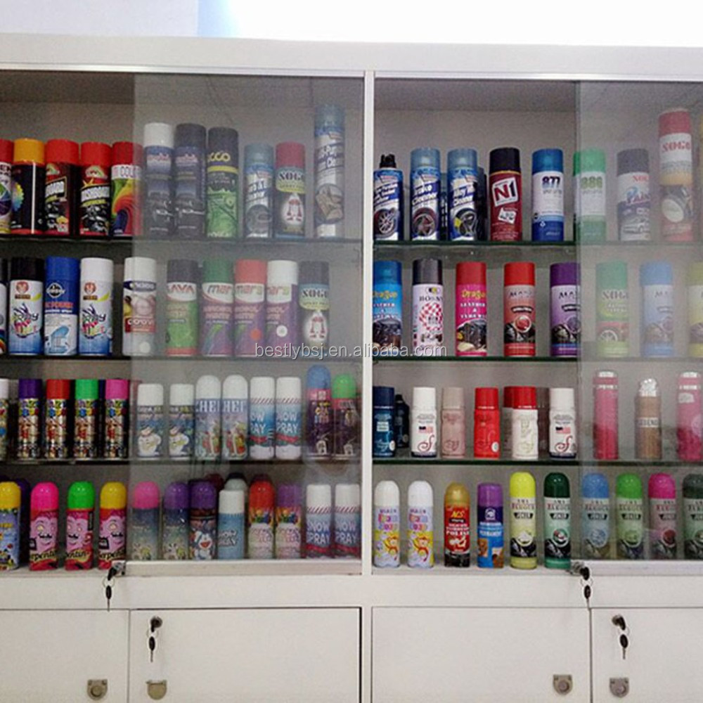 Cheap And High Quality Multi Color Aerosol Spray Paint