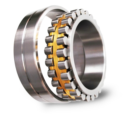 Magnetic silver alloy bearing copper ball bearing magnetic bearings