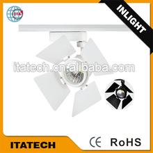 Track lighting fan wholesale lights fan suppliers alibaba aloadofball Gallery
