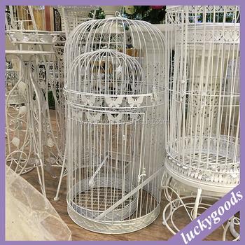 vrac int rieur d coration m tal grande cage oiseaux buy grande cage oiseaux no l birdcage. Black Bedroom Furniture Sets. Home Design Ideas