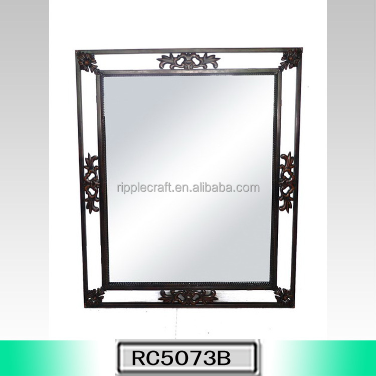 Wrought Iron Bathroom Mirrors Suppliers And Manufacturers At Alibaba