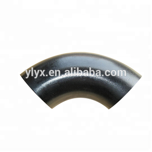 carbon steel sch 20 Butt welded carbon steel sch 40 carbon steel 90 degree elbow pipe fitting
