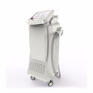 808nm diode laser salon device for unwanted hair removal