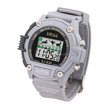 a77f20185d61 Xinjia marca digital de moda deporte reloj barato pero de buena calidad