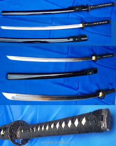 japanese real katana sword for sales,samurai sword 17004