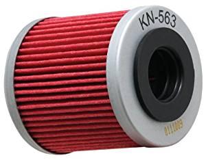 K & N Oil Filter Aprilia Sxv450 Kn-563