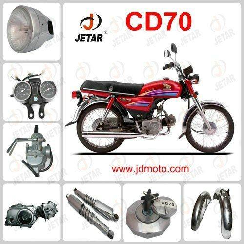 gasket/dowel/cylinder/gear for honda cd70 - buy cd70,cylinder head