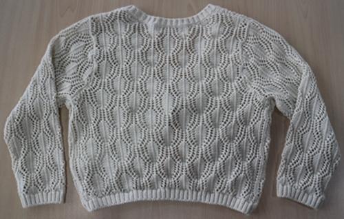 2015 New Style Wool Handmade Sweater Design For Girl