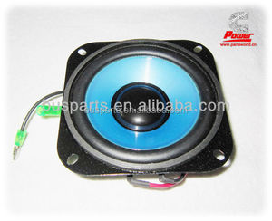 125mm big electric automotive disc horn for Car, Bus and Truck