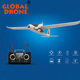 Hubsan airplane Spy Hawk H301S 2.4G Rc helicopter 1080P HD camera 5.8G FPV half-hour flying time GPS Plane Be Most Professional