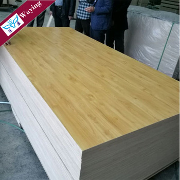 Plywoods Type and First-Class Grade double sides melamine plywood