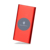 Universal wireless charger power bank portable qi wireless charger gift