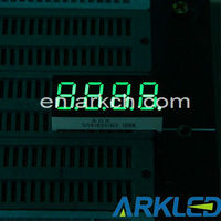 0.36 inch ,four digits seven segment LED display for countdown timer