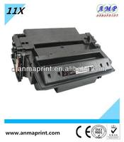 Promotion cartridges toner! China premium toner cartridge for hp toner cartridge Q6511X