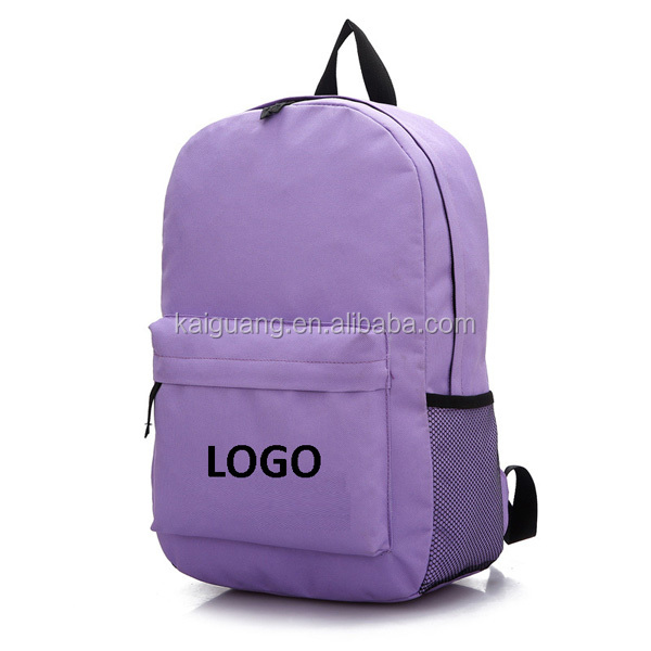 Alibaba Yiwu China new arrival customized 600D polyester children school bag backpack