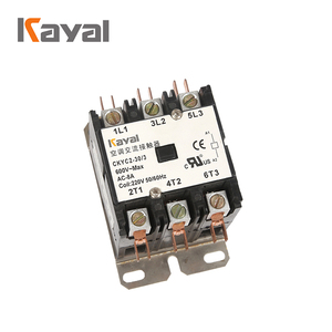 Hot selling 220v Single Phase Dp Air Conditioning Magnetic Contactor for hvac parts,refrigerating system DP contact