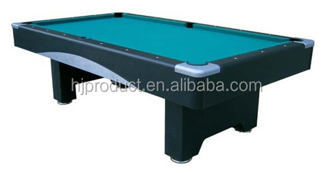Factory direct sale 8 ball pool billiard table 7ft MDF playfield snooker pool table with ball return system