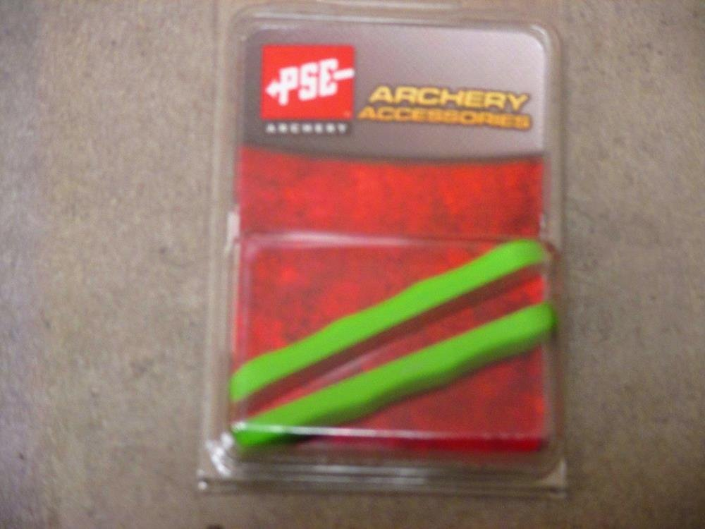 Buy Archery Accessories New PSE GREEN Rubber Panel Grip