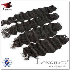 Great Reputation Fashion Virgin Human Hair Extension Cold Fusion
