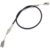 Motorbike brake cable with stainless steel  cable inside and pvc conduit outside