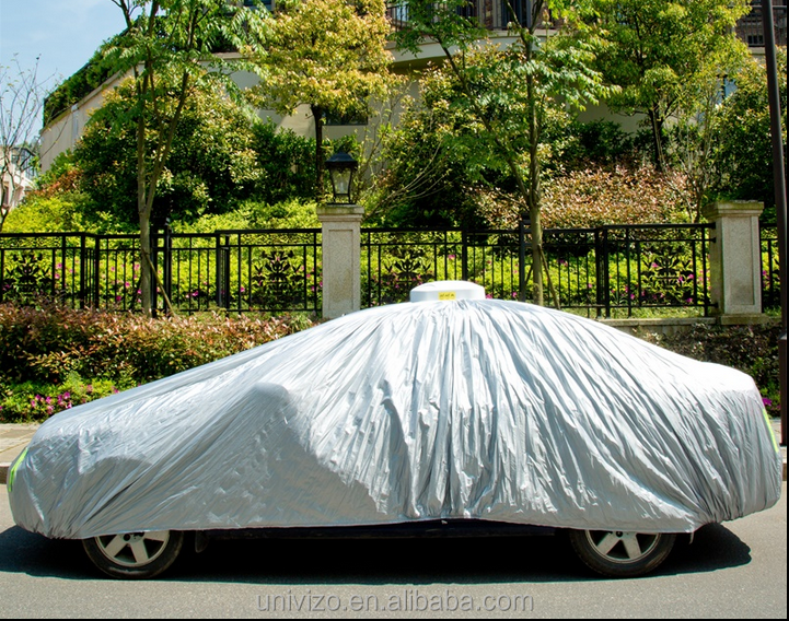 Automatic sun protection dust-proof and waterproof car cover