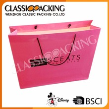 New style guangzhou foldable cosmetic bag , promotional supermarket shopping bag