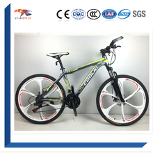 "21 speed lloy frame mountain bicycle/26"" disc brake magnesium alloy rim /wanda tire/OEM mountain bicycle"