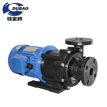 Filter Press Feed Copper Concentrator Pump Magnetic Pump