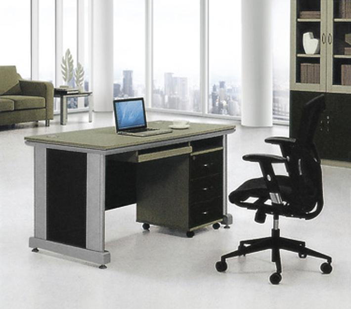 Ergonomic Electric Height Adjustable Two Legs Office TableModern