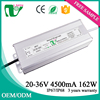 4500ma waterproof constant current led driver for outdoor led light power supply