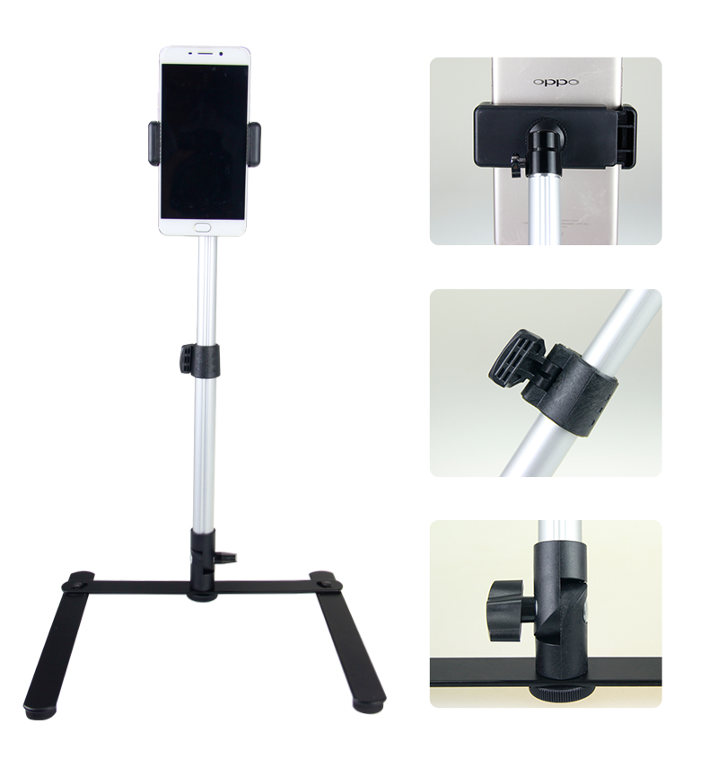 "17"" Mini Tripod For Digital Cameras Camcorders Mobile Phone Table Top Camera Camcorder Travel Tripod"