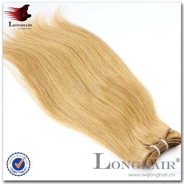 Buy cheap china hair extensions european weft products find china top grade european hair weft virgin 613 color hair extensions pmusecretfo Images