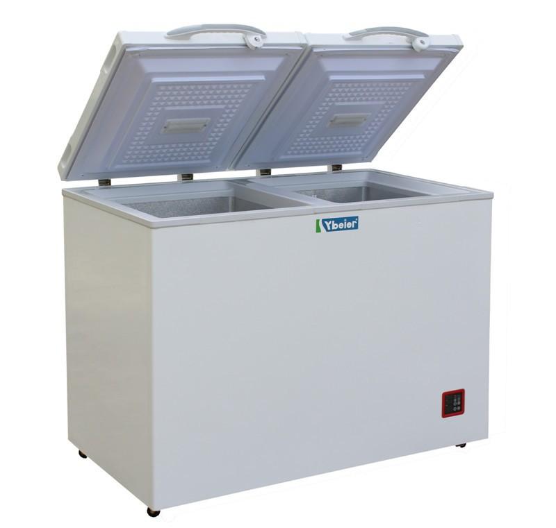 315l Dual Zone Solar Chest Fridge Freezer 12v 24v Solar