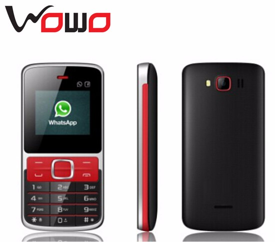 Cheapest 1.77 inch Feature Phone V80 with Facebook Support Torch Provide OEM Service