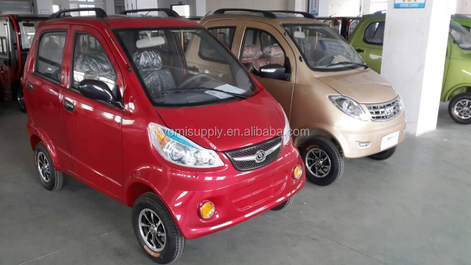 fashionablem cheap Mini electric car with high quality