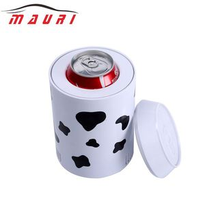 High Power 0.5L 5V New Trending Products portable cans drink cooling mini usb fridge