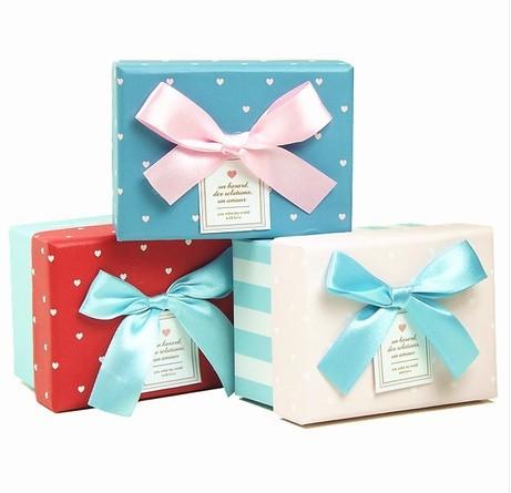 Cute High Quailty Wholesale Baby Gift Box
