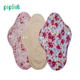 Non-irritation Organic Cotton Waterproof And Washable Cloth Menstrual Pads