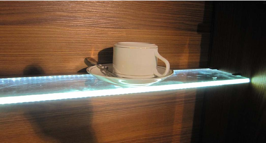 Cabinet Corner Lighting/corner Led Profile/led Inside Cabinet ...