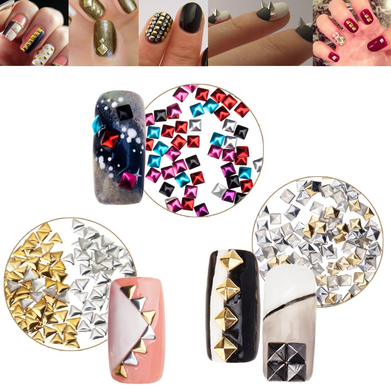 Cheap Nail Art Studs And Spikes, find Nail Art Studs And Spikes ...