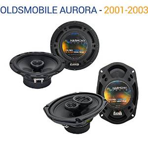 Buick Riviera 1996-1999 Factory Speaker Upgrade Harmony R65 R69 Package New