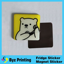 You show some signs but I am not sure adhesive sticker fridge magnet sticker pvc sticker