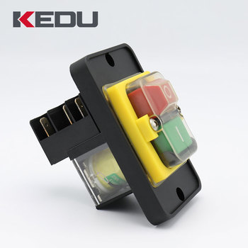Stupendous Kedu Kjd12 14 6 Pins Electric Motor Start Switch For Electrical Wiring Cloud Brecesaoduqqnet