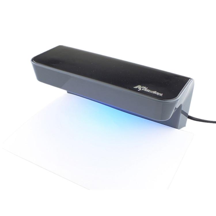 เครื่องตรวจธนบัตรปลอม 4W UV แบบง่าย