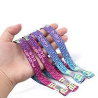 Fashion and beautiful woven festival fabric the best friend friendship bracelets