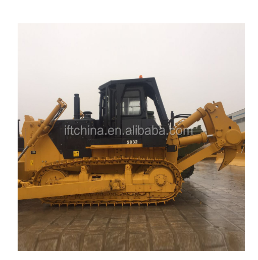 China export bulldozer Shantui SD32 capacità 320hp bulldozer in vendita