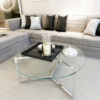 Glass Coffee Table Modern Design 11