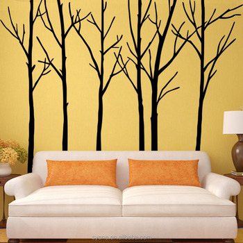 Giant Family Tree 3d Nude Wallpaper For Wall For Walls Xl Huge Tree ...